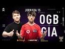 ORIGEN BCN VS VODAFONE GIANTS | Superliga Orange League of Legends | Jornada 15 | Temporada 2019