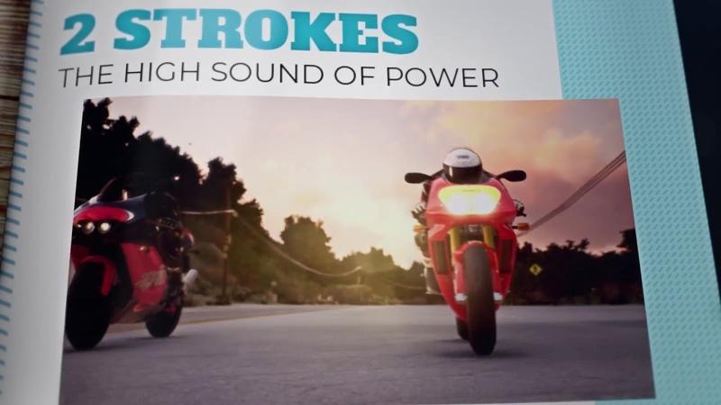 Ride 3 [PS4/XOne/PC] The Motorcycle Encyclopedia Trailer