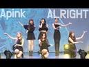 APINK 에이핑크 수록곡 무대 'A L R I G H T' SHOWCASE STAGE