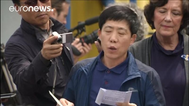 Aktivisten- -Kim Jong-un täuscht Willen zum Frieden nur vor-
