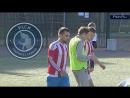 VK | Лига Чемпионов. Киевская - Опытная (группа А, тур 1)