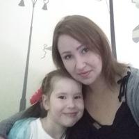 Анкета Анна Елисеева