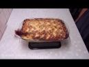 Вкусный Ужин одной левой. Выпуск 1 - Мясная запеканка с рисом. Meat pie with rice