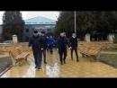 19 03 2018г Пятничную молитву совет МОПД Ахмат Сунженского района совершили в месте с министром Чеченской Республики по физич