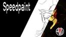Speedpaint №1 (Paint Tool SAI) -JakondaTYAN [ПЕРЕЗАЛИВ]
