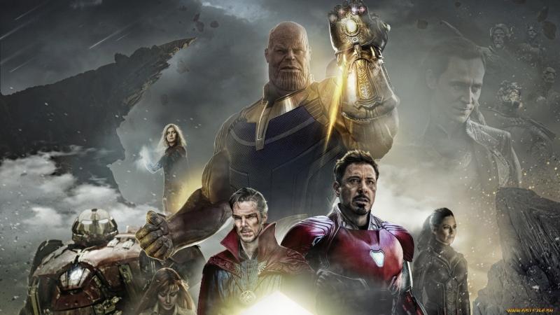 Мстители - Война Бесконечности - Новое промо (дублированный) (2018)