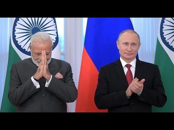 ✔ Россия и Индия тоже уходят от доллара - США допекли своими санкциями