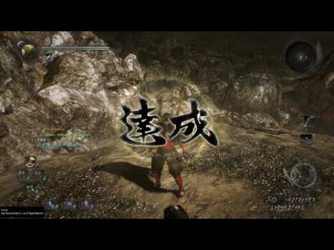 Nioh Sarutobi vs Kojiro Way of the Nioh no living weapon no ninjutsu no onmyo NO DAMAGE