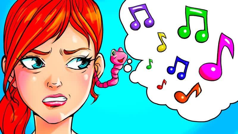 [AdMe.ru - Сайт о творчестве] Вот Почему Песни Застревают у Нас в Голове