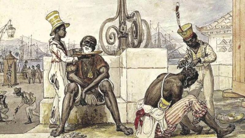 Ecos da Escravidão - Caminhos da Reportagem