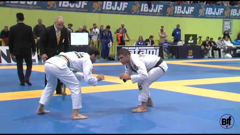 Gustavo Batista vs Lucas Lepri ABS FINAL ibjjfeuro19
