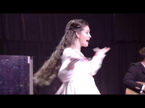 Алёна Петровская-Знай ( муз. А. Бардин, сл. Н. Федорович)