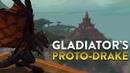 New Gladiators Proto Drakes! World of Warcraft Battle for Azeroth