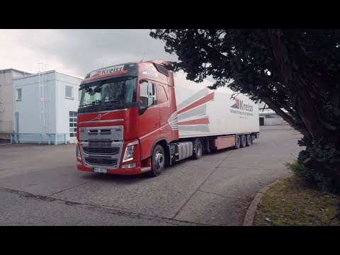 Kreiss 6 серия 2018 Дальнобой Европа Volvo FH 500 смотреть онлайн без регистрации
