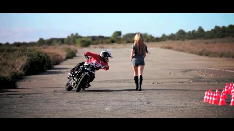 Drifting Motorbike - Drift Gymkhana - Jorian Ponomareff (1)