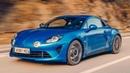 Alpine A110 vs Monte Carlo rally stage Top Gear
