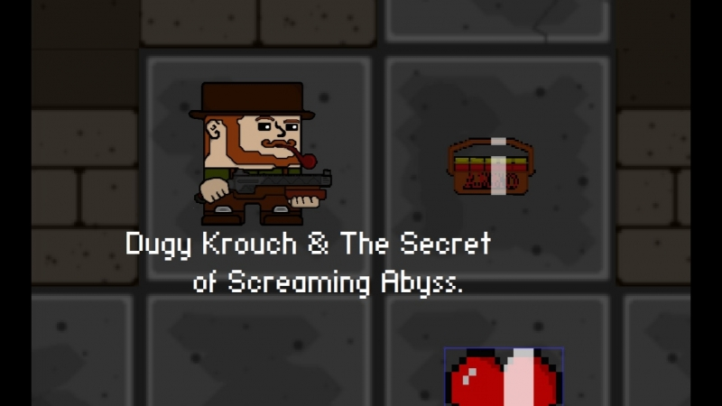 Дуги Крауч и Тайна Вопящей БездныDugy Krouch The Secret of Screaming Abyss.