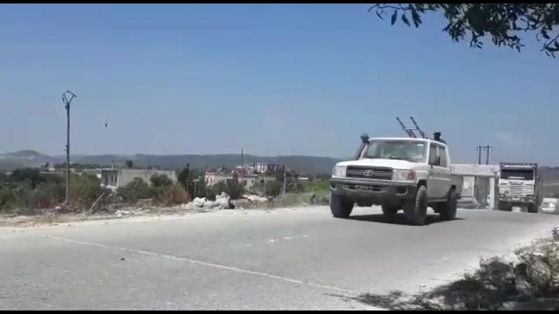 Un convoi militaire turc entre au sud-ouest dIdlib