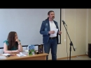 07.07.18 Встреча с писателями из Красноярска в клубе Свободный литературный микрофон