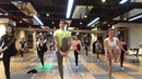 Moon Salutation / Power yoga / lose weight / with / World famous Master Ajay in Jai yoga