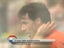 ЧМ 2006 Руд ван Нистелрой Нидерланды мяч в ворота Кот д Ивуара