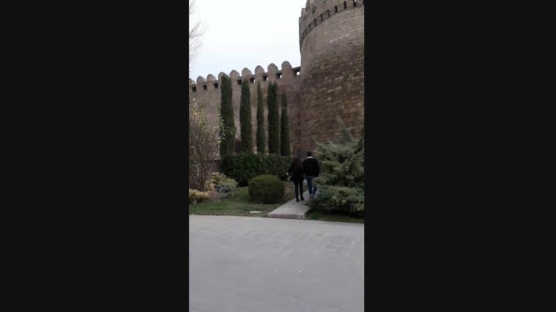 Около башни