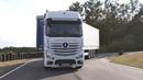 Mercedes Actros 2019 The safest, most efficient truck ever