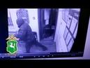 Задержание подозреваемого в ограблении томского ломбарда
