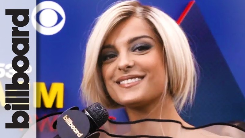 Bebe Rexha on 'Meant To Be' Being 2 on Hot 100 New Album 'Expectations' | ACM 2018
