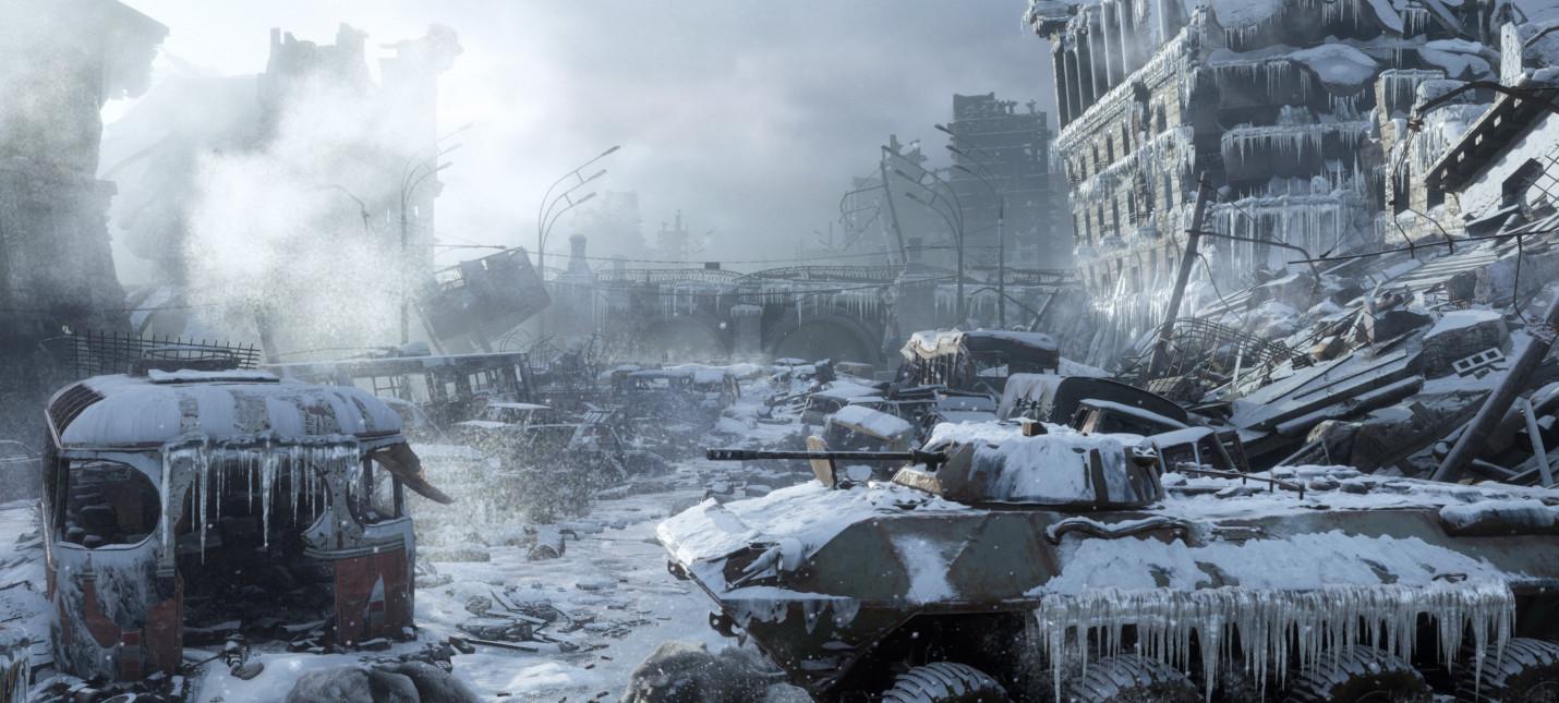 Metro Exodus вышел настолько масштабным, что у разработчиков