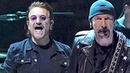 U2 - All Because Of You (live) 2018 - Longest Version Ever - Experience Tour USA HQ Audio