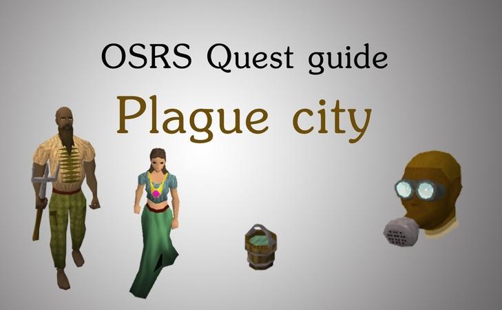 [ Plague City quest ] - vk.com/runescape_ru