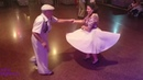 Band Odessa *Дельфин* Пожилая пара классно и озорно танцует