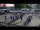 т/х Козьма Минин - детский флеш-моб Чудеса (1 июня 2018, Ярославль)
