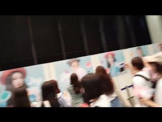 180722 Red Velvet JAPAN 1st Mini ALBUM #CookieJar Postcard Event in Tokyo~