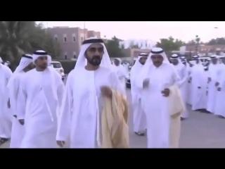 Eid Prayer, Dubai