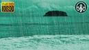 Шум Сильного Дождя в Ночном Море 10 Часов Для Глубокого Сна и Релаксации