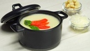 Суп-пюре из цветной капусты. Рецепт от Всегда Вкусно!