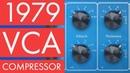 Vertigo VSC-2 - How to set up a VCA compressor on your Master