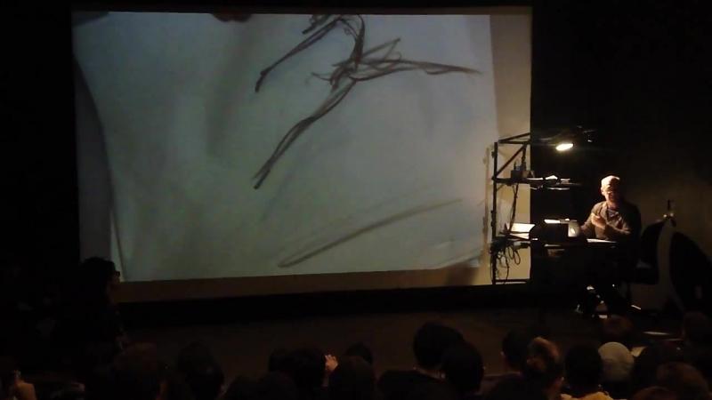 Glen Keane Lecture @ CalArts 2013