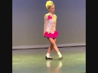 Fiona dargan - planxty davis | ирландские танцы
