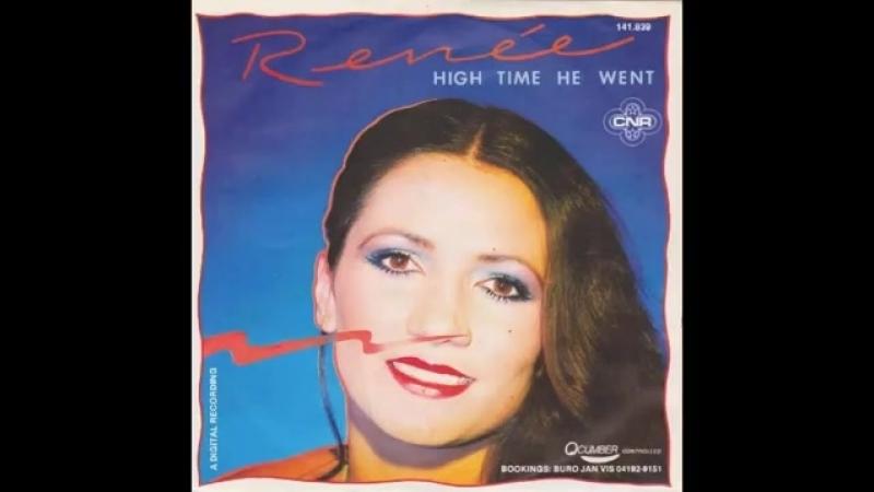 Renée The Alligators - High Time He Went, By CNR Records INC. LTD. Video Edit.