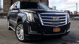 2018 Cadillac Escalade ESV Platinum Full Review - The $100,000 Luxury SUV parks itself!