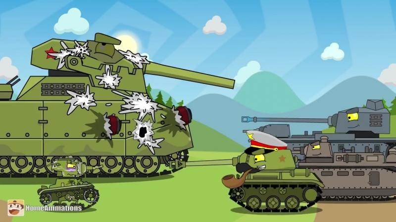 World of Tanks - ТанкоМульт (108 серия) (Россия)