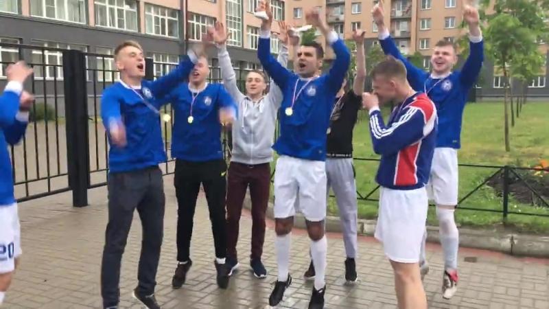 БИОН - чемпион Суперлиги (весна-2018)