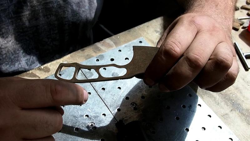Первый цех. В мастерской. Обзор от Mett Knife TV 2