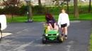 Sebastian riding tractor 4
