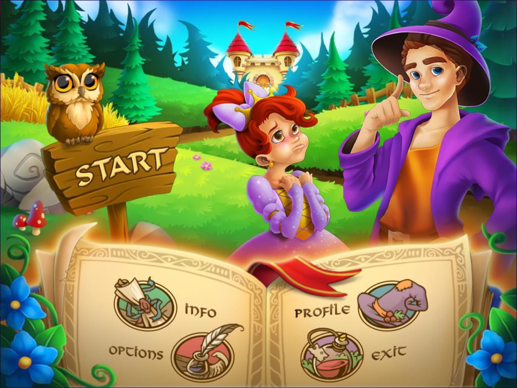 Wizard's Quest Solitaire (En)