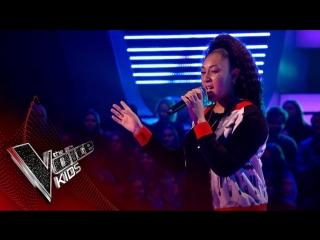 J'Ci - Stormy Weather (The Voice Kids UK 2018)