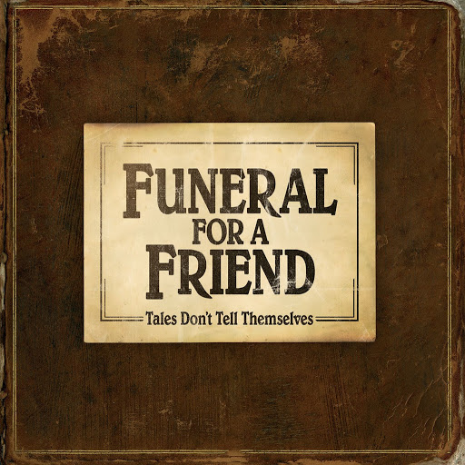 Funeral For A Friend альбом Tales Don't Tell Themselves (UK CD)